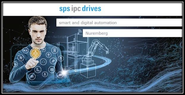 SPS IPC Drives Nuremberg; Otomasyon, Endüstri Fuarı