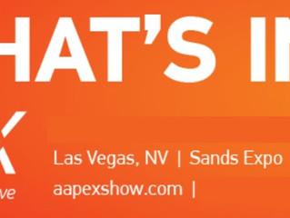 AAPEX Las Vegas, Amerika fuarına katılım veya stand çözümleri için bizimle irtibata geçin!