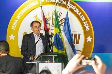 Agrishow Brezilya 2019