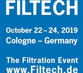 """Dünya'nın en büyük """"Filtre"""" Teknolojileri İhtisas Fuarına davetlisiniz.."""