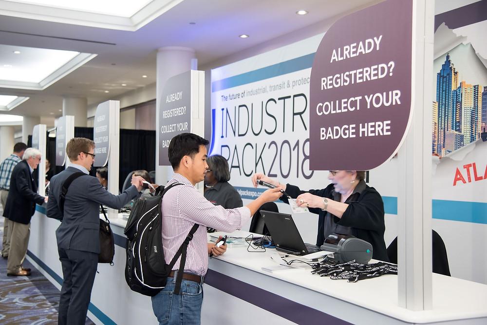 Industrial Pack, Endüstriyel Ambalaj