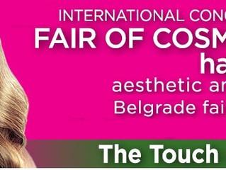 Güney Doğu Avrupa'nın en büyük kozmetik, saç bakımı, estetik, ve sağlık fuarına davetlisiniz...