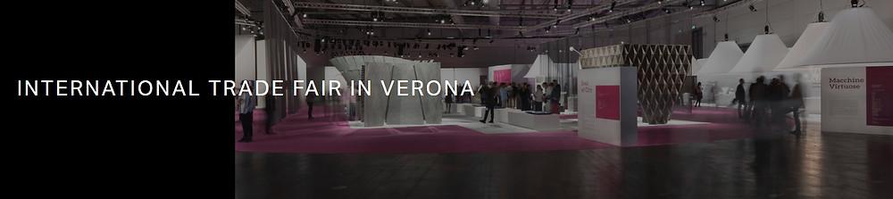 Marmomac Verona - İtalya