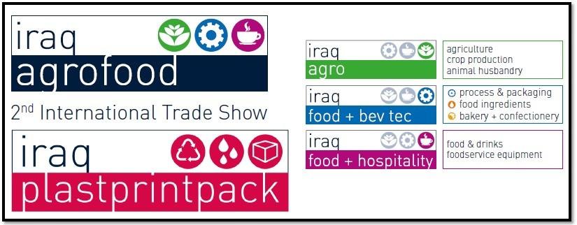 Iraq Agrofood + Iraq Plastprintpack