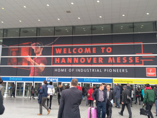 "Hannover Messe Sanayi Fuarı      ""01-05 Nisan 2019"" , Almanya"