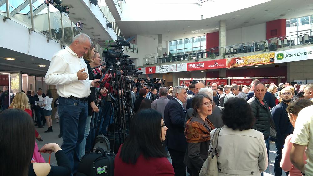 Novisad Grand Opening
