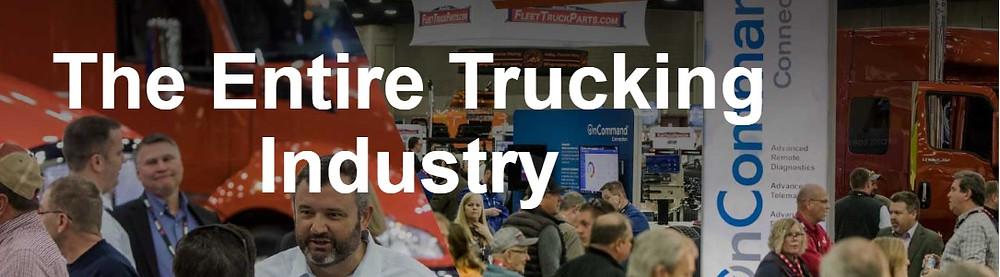 Mid America Trucking Show, Louisville - Kentucky