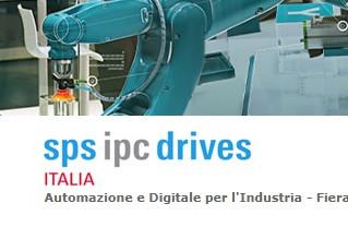 SPS IPC Drives; Parma - İtalya