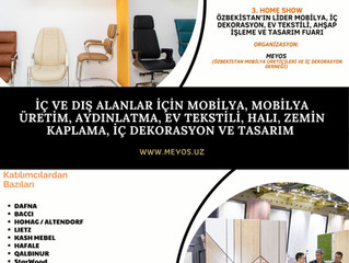 Home Show Özbekistan - Taşkent