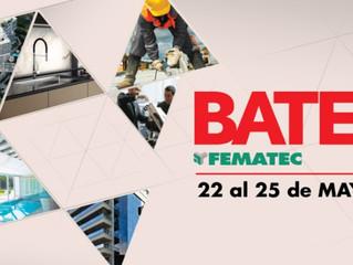"""Uluslararası İnşaat Malzeme ve Teknolojileri İhtisas Fuarı """"Batev+Fematec"""""""