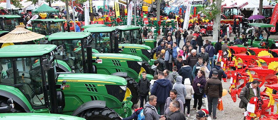 Novisad Agriculture Trade Show