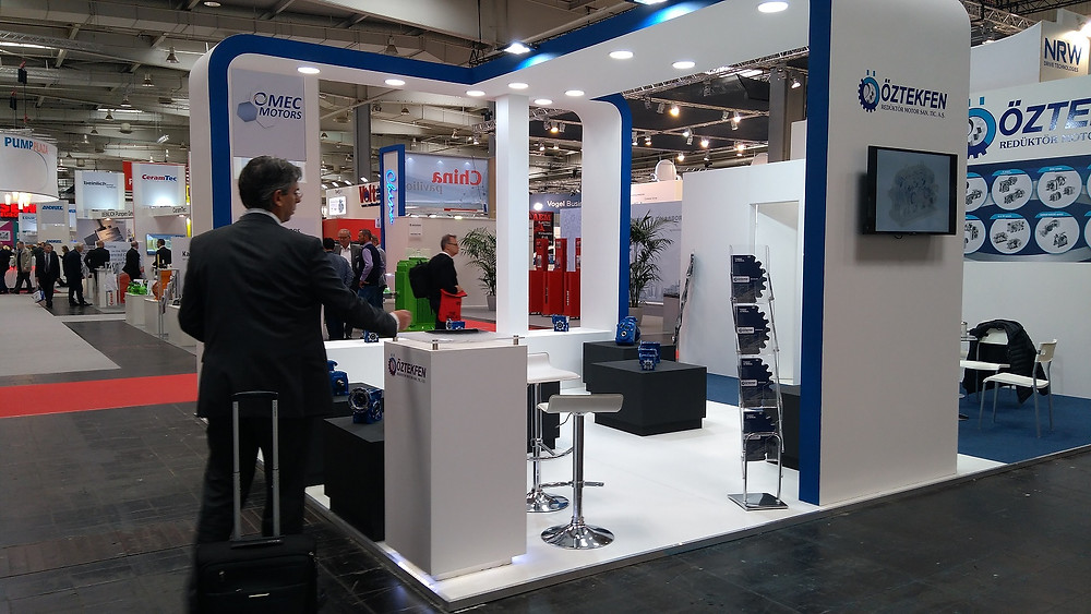 Hannover Messe Sanayi Fuarı 2018