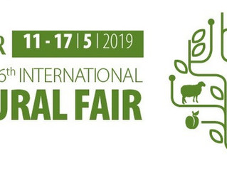 "Novisad Agricultural Fair ""11-17 Mayıs 2019"", Sırbistan"
