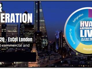 HVAC & Refrigeration UK, Excel, Londra