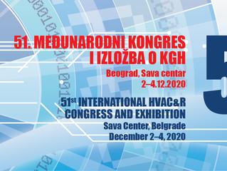 """""""KGH"""" Sırbistan'ın tek HVAC platformuna davetlisiniz..."""