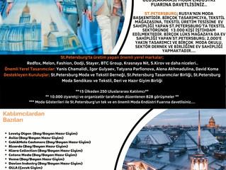 """Fashion Industry """"Uluslararası Moda Endüstri Fuarı"""""""