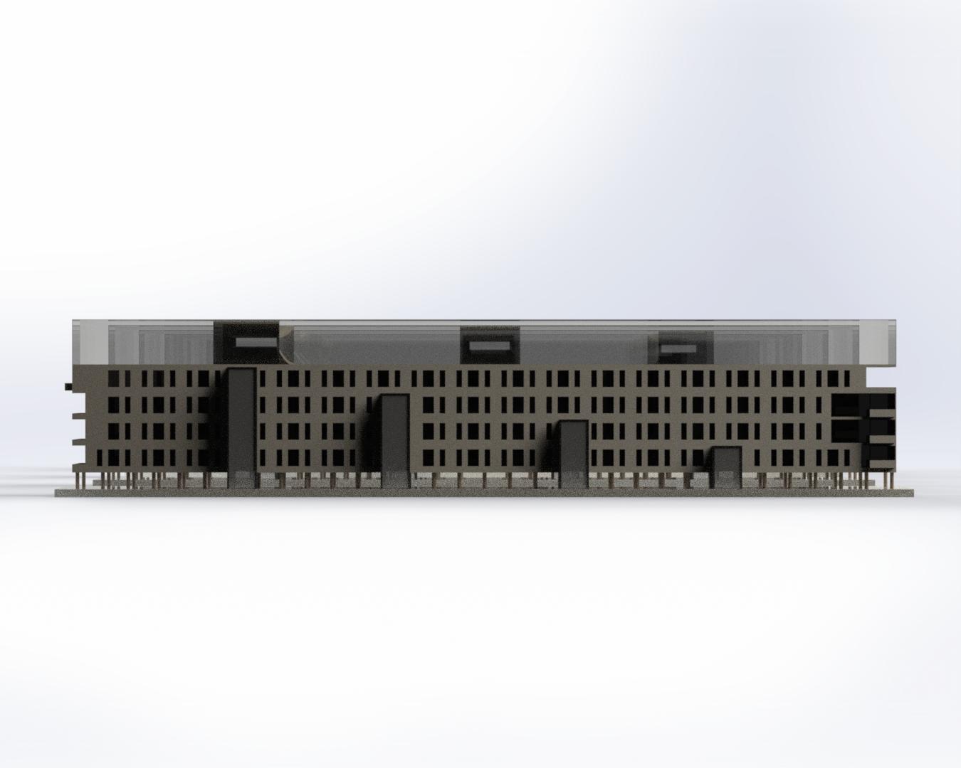 Elevator shafts