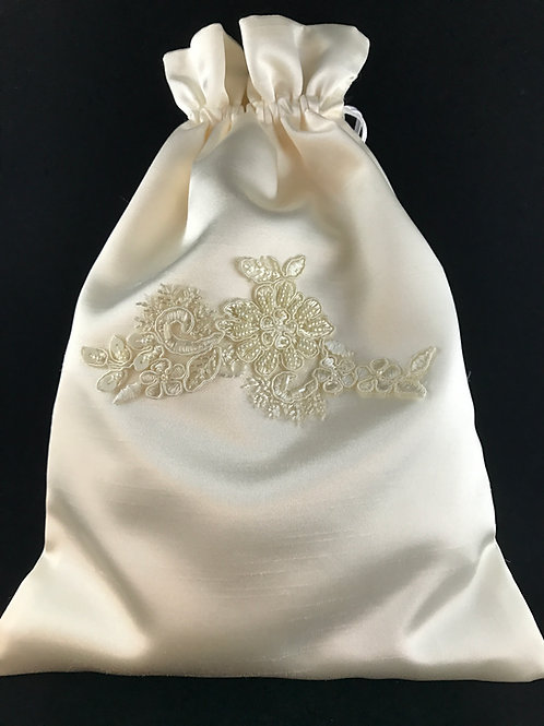 Bridal money dance bag.