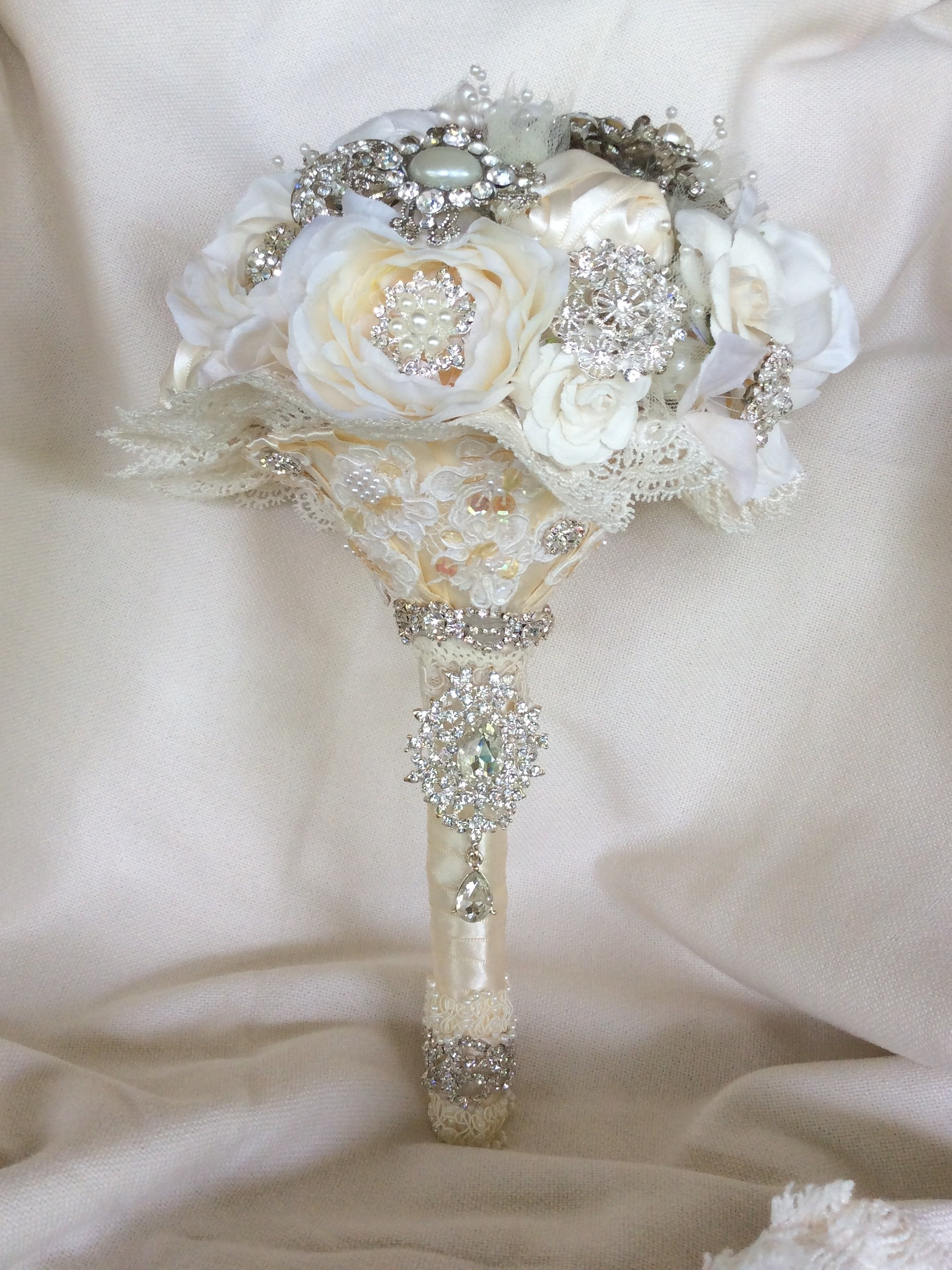 Posies By Paulie Florist And Antique Bridal Accessories Bridal