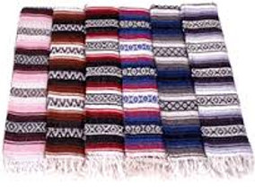 Traditional Mexican Blanket