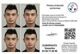 Photos d'identité dématérialisées pour les permis de conduire (e-photo)