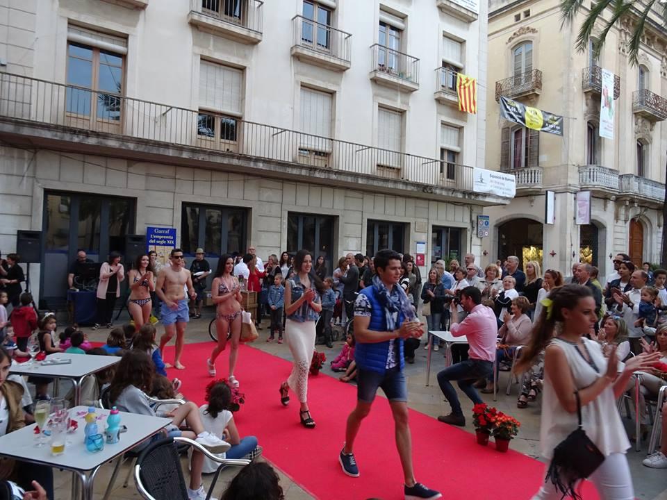 Desfile moda verano, 2016