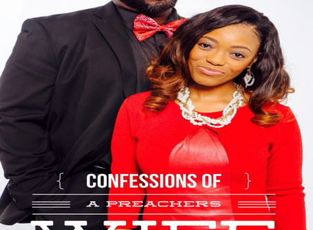 Confessions of a Preachers Wife.