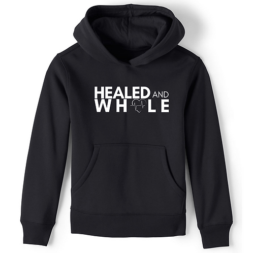 Healed & Whole women's sweatshirt