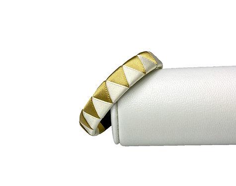 "Armband ""Originals"" Gold/Weiß"