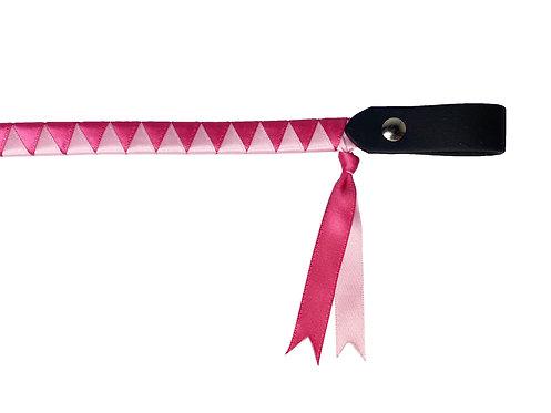 """Stirnriemen """"Zickzack"""" Pink/Rosa"""