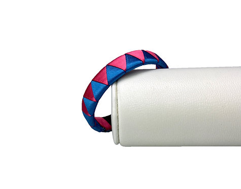 "Armband ""Originals""Pink/Mittelblau"