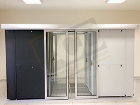 data center door
