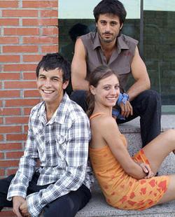 Licas, Sara y Aitor