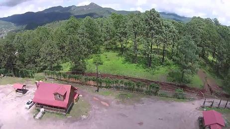 Comunidad rural en Badiraguato
