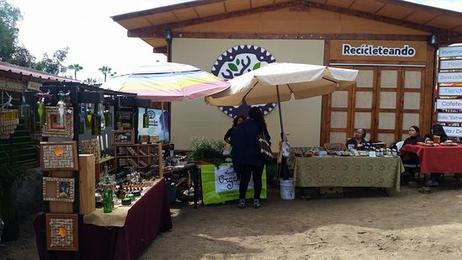 Mercado orgánico en Ensenada