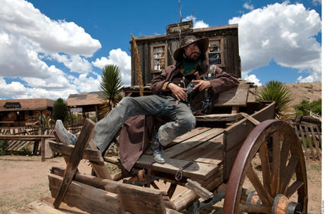 Sets cinematográficos en Durango