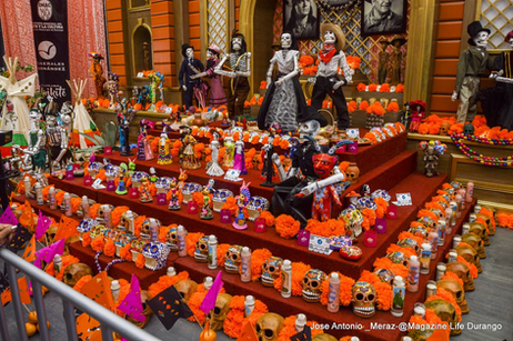Festival de día de Muertos Muikité