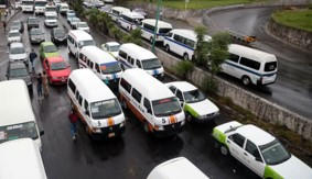 Transporte público en Ensenada