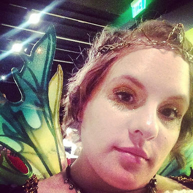 Fairy Princess at the Museum