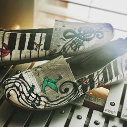 Musical Shoes