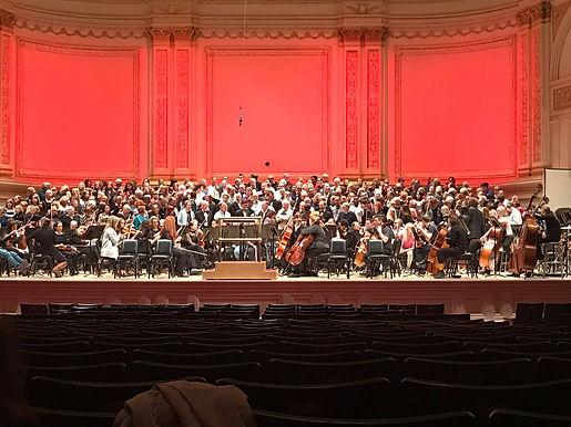 Carnegie Hall, NYC