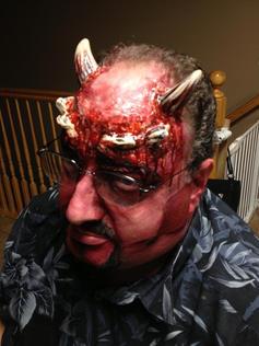 Halloween look for t