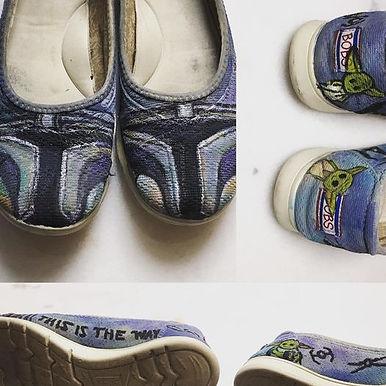 Mando Camping Shoes