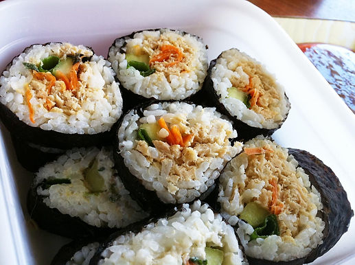 Yummy lunch ;D