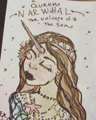 Queen Narwhal ATC