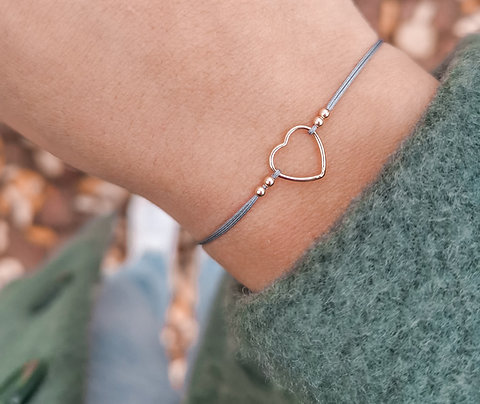 Herzchenarmband