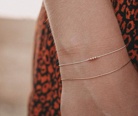 Zierliches Armband