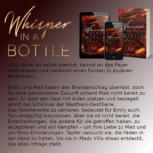 Whisper in a bottle Teil 2