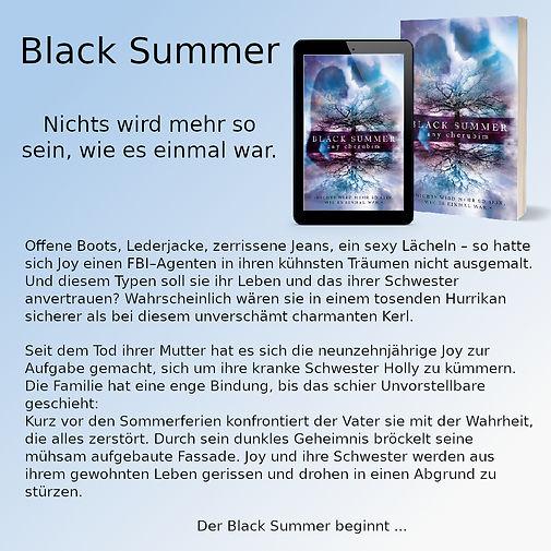 Black Summer Teil 1