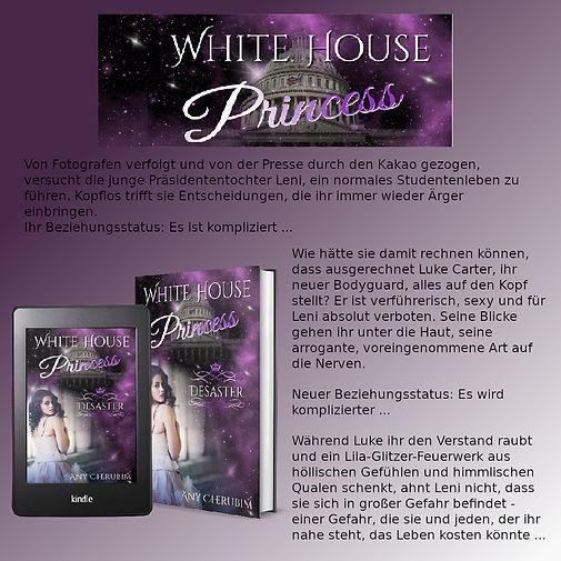 White House Princess Teil 1